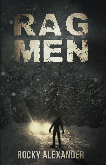 Rag Men front cover