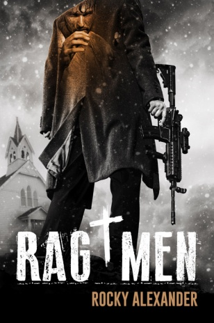 Rag Men german cover release